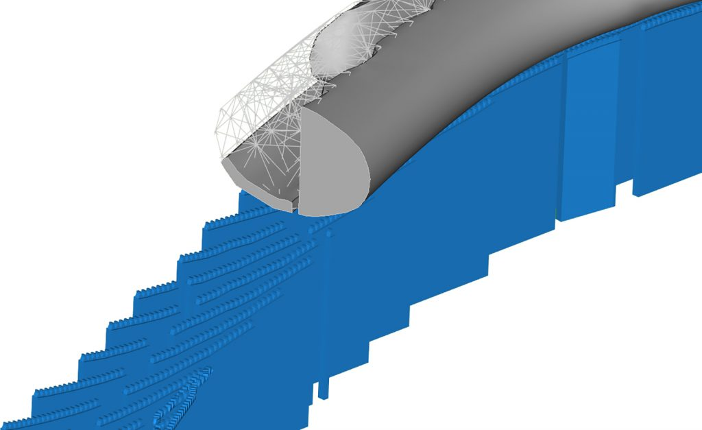 Materialise Magics: Advanced part orientation and support solutions to speed up application development