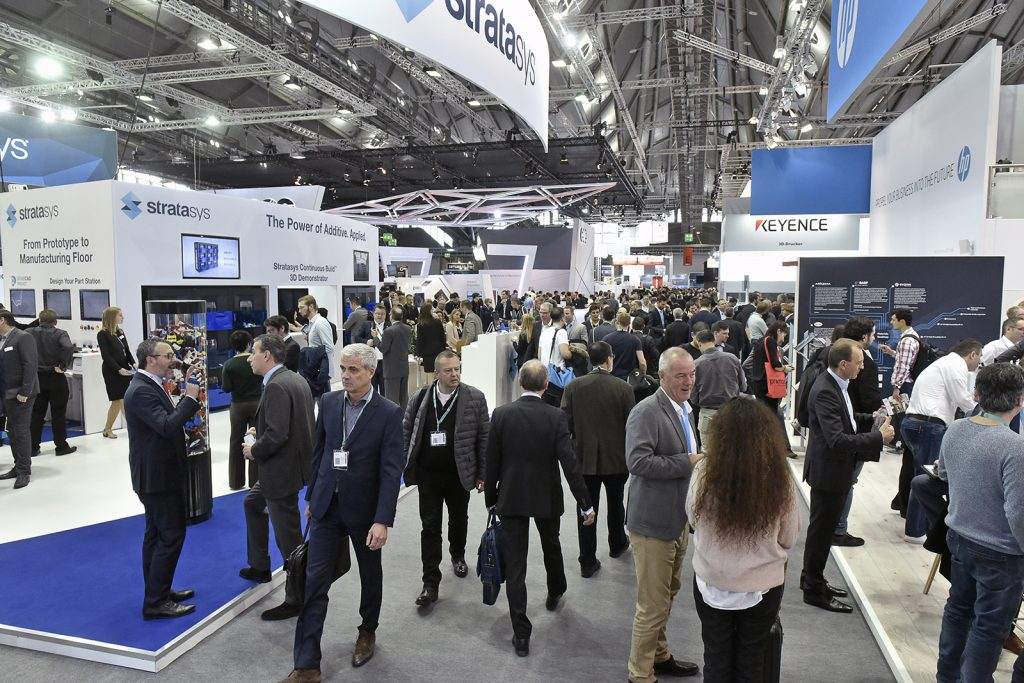 formnext 2017: Business perspectives and expectations of the AM industry