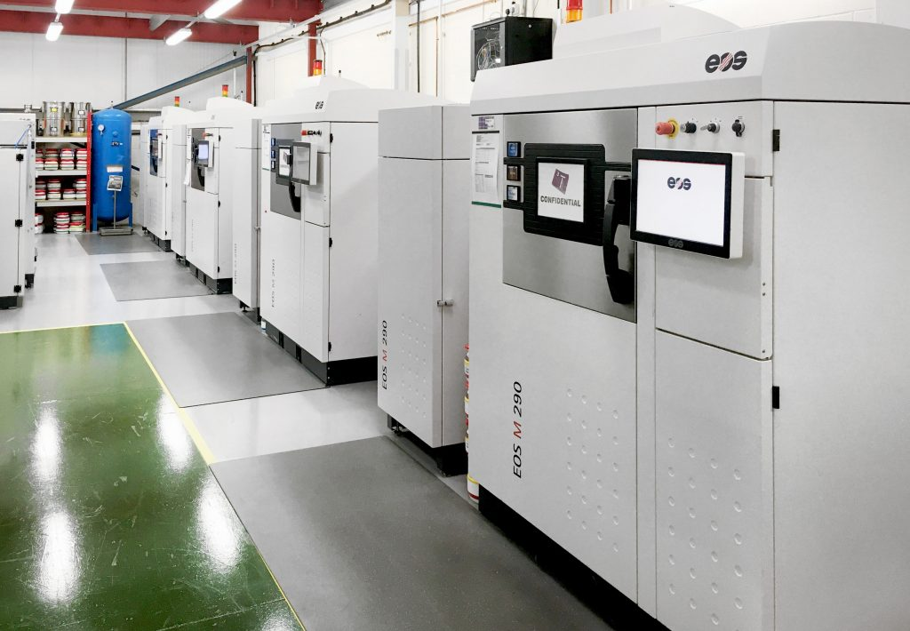 From rapid prototyping to rocket engines: The evolution of 3T Additive Manufacturing