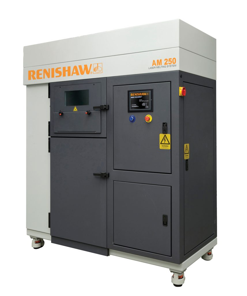 Renishaw: Global Solutions Centres offer end-users an alternative route to develop new metal AM applications