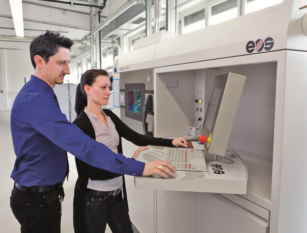 Advances in aerospace applications: MTU produces Airbus A320neo borescope bosses with Additive Manufacturing