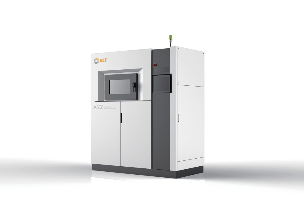 Metal Additive Manufacturing in China: An overview of systems manufacturers