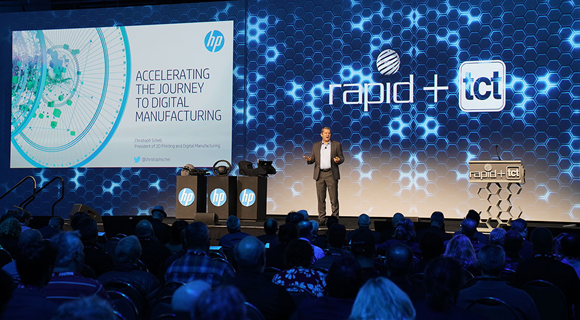 Call for speakers issued for Rapid + TCT 2020