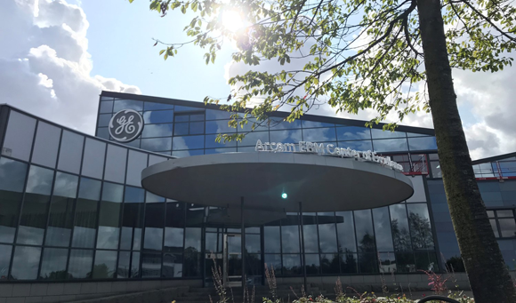 GE Additive opens Arcam EBM Center of Excellence in Sweden