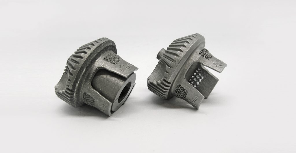 Digital Metal: High-precision Additive Manufacturing technology from a metal powder giant