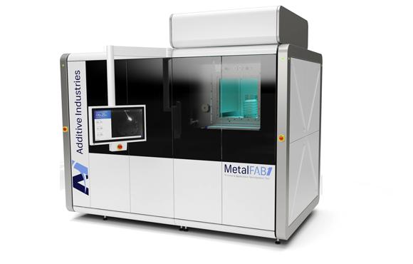 US aerospace company adds six more MetalFAB1 systems