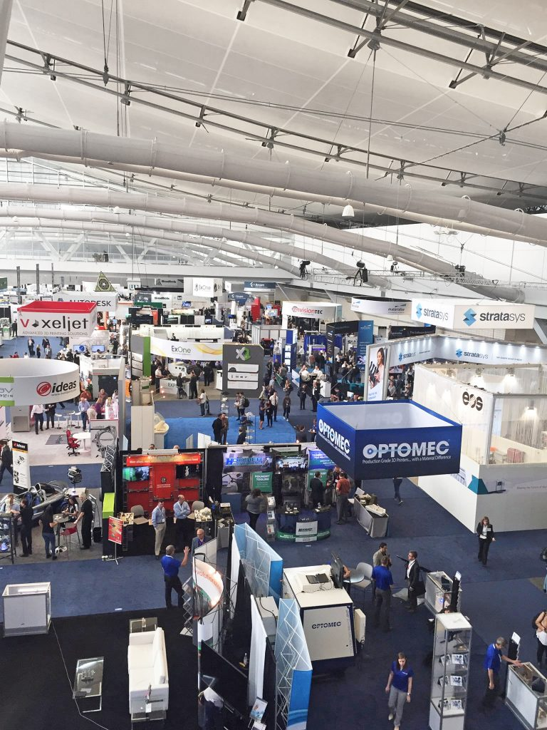 Rapid + TCT 2017: Moving towards affordability and accessibility at North America's largest AM exhibition