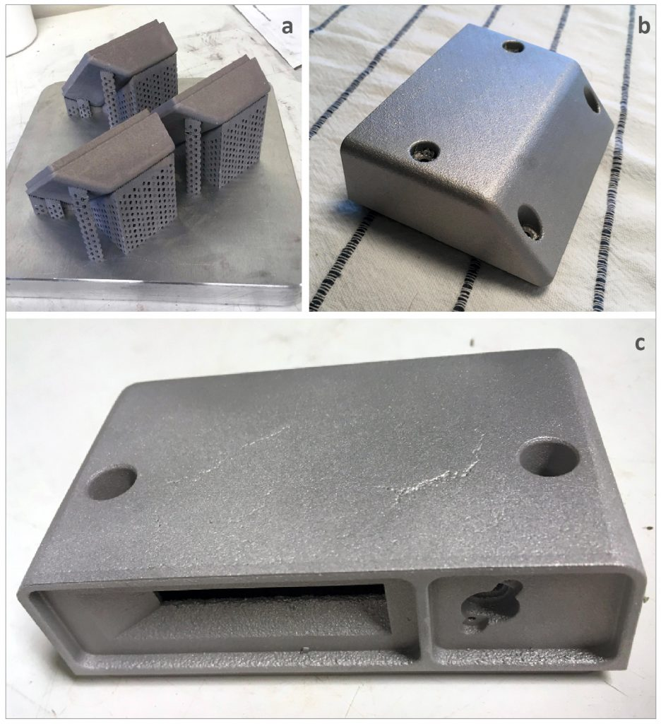 Design for Additive Manufacturing presents opportunities for software developments