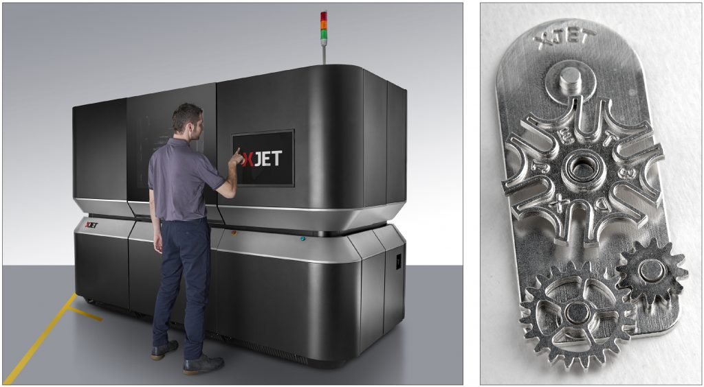 RapidTech + FabCon 3D: Innovations in binder-based AM and advances in conformal cooling