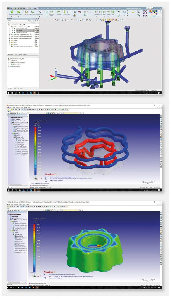 Conformal cooling: How AM is increasing efficiency and quality in the injection moulding industry