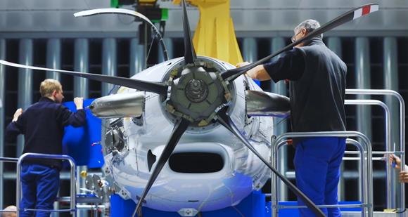 Avio Aero begins AM part production for new Catalyst engine in Salento