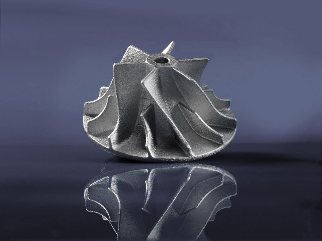 Binder Jet metal Additive Manufacturing: Process chain considerations when moving towards series production