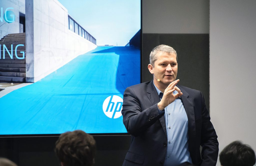 Additive Manufacturing at HP: A new 'centre of excellence' supports the move to volume production