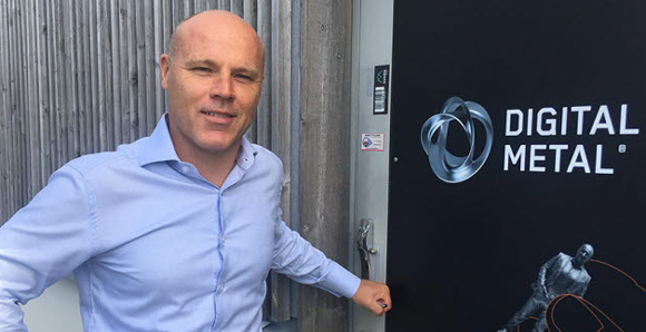 Digital Metal appoints Christian Lönne as its new CEO