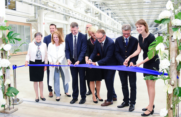 GE Additive inaugurates new Concept Laser site for serial Additive Manufacturing