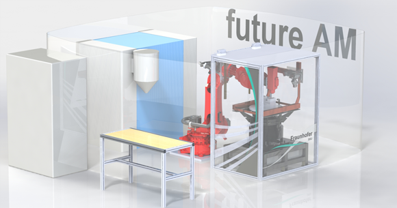 Fraunhofer project futureAM to present its results at Formnext 2019
