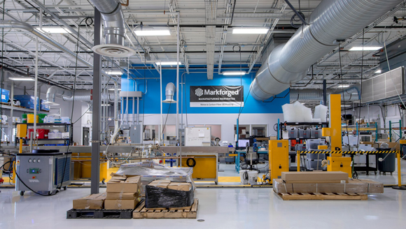 Markforged to double AM machine production capacity with new facility