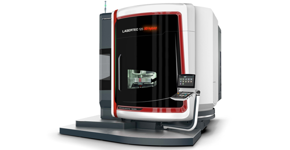 DMG MORI launches new hybrid system for the Additive Manufacturing of complex components
