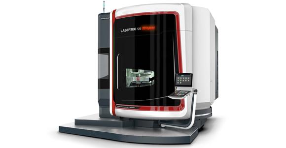 DMG Mori to showcase new Lasertec 125 hybrid AM system at Formnext 2019