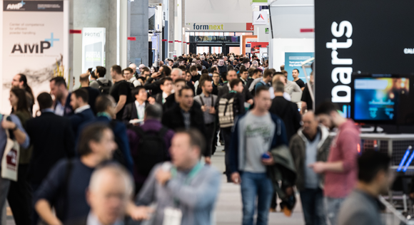 Formnext 2019 reports 28% visitor growth