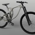Mountain Bike Frame by NMU Eco-Car