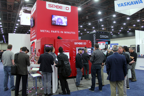 SPEE3D to launch new SPEE3Dcell at Formnext 2019