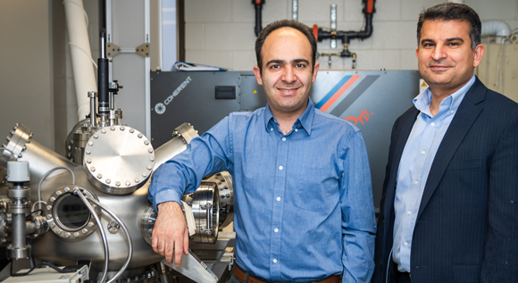 NCAME researchers awarded grant for additive nanomanufacturing of multifunctional materials